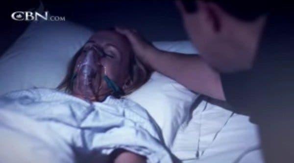 Une maman « meurt » pendant l'accouchement