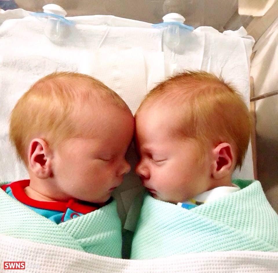 Une maman s'attendait à avoir des jumeaux