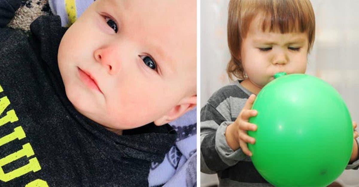 Une maman supplie les autres parents de ne pas repeter son erreur apres que son bebe soit mort a cause dun ballon 1