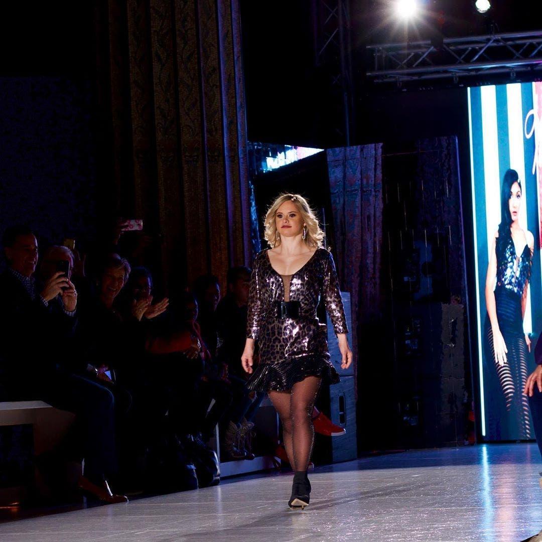 Une mannequin atteinte de trisomie défilera à la Fashion Week de New York