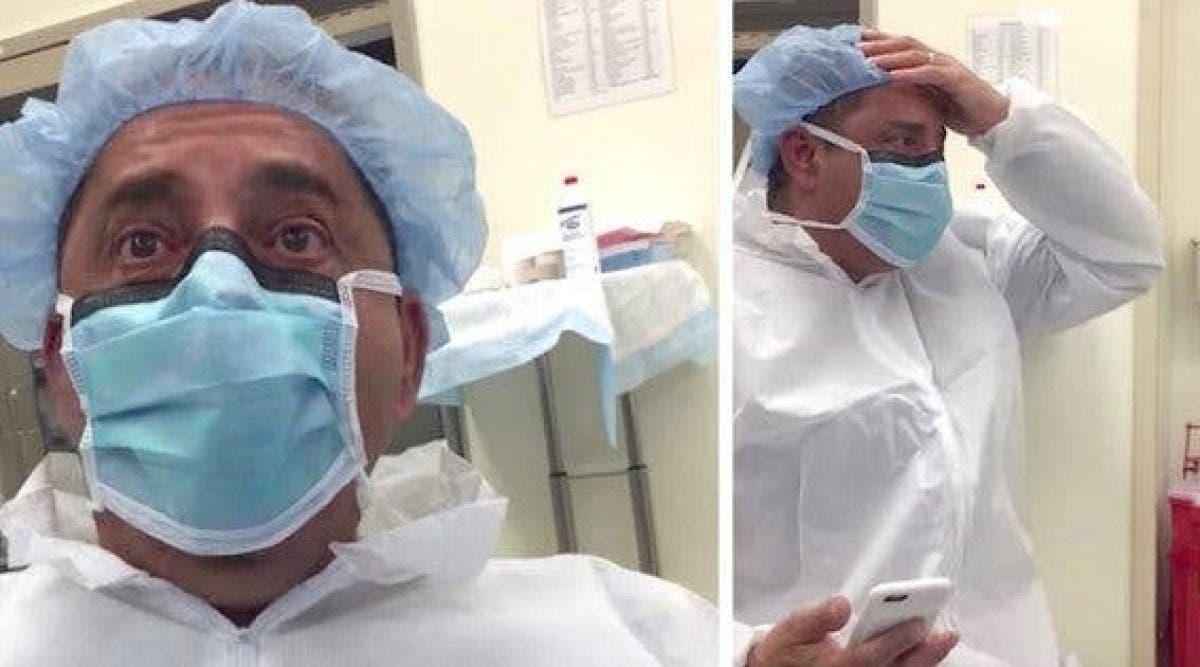 Une mère accouche pour la 6ème fois – Mais quand son mari voit le bébé il est choqué !