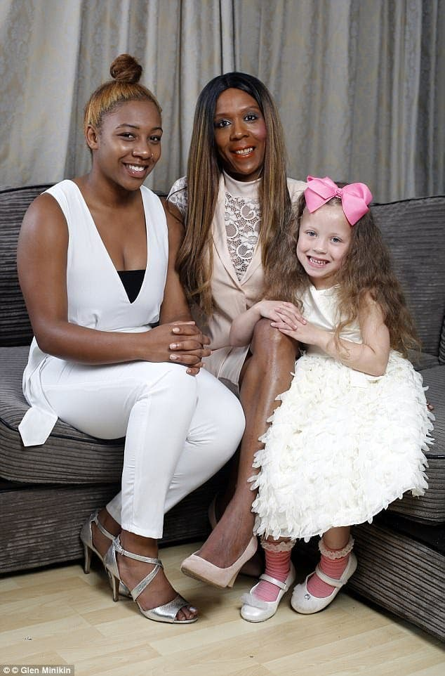 Sophia Blake est une femme noire qui a contre toute attente donné naissance à un bébé totalement blanc, blond, aux yeux bleus. La génétique comporterait la réponse à cette question.
