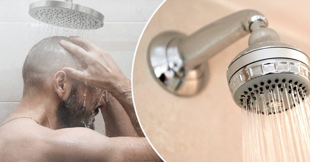Une personne sur 30 fait caca sous la douche