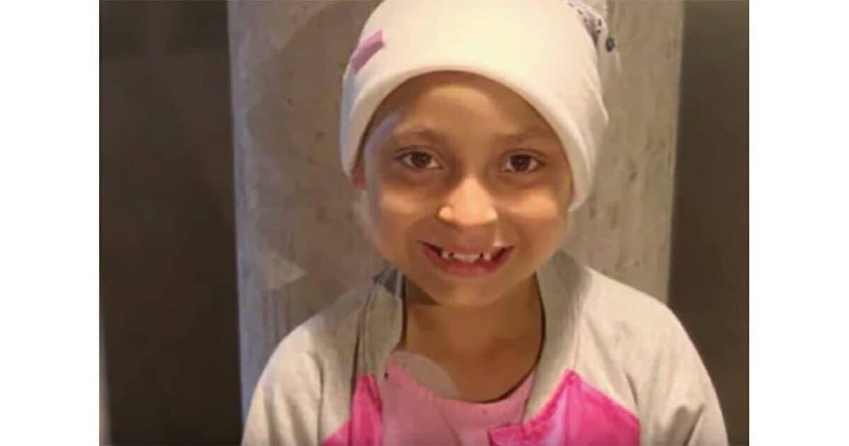 Une petite fille courageuse 1