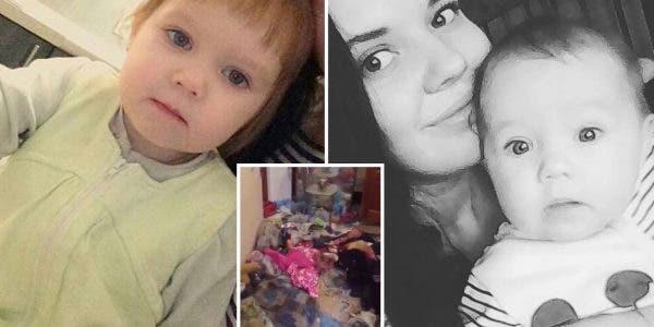 Une petite fille de 3 ans meurt de faim