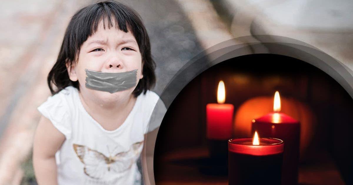 Une petite fille meurt à l'école après avoir été violenté par son instituteur