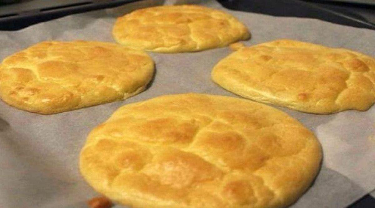 Uma receita de pães sem farinha para quem gosta de pão e quer emagrecer