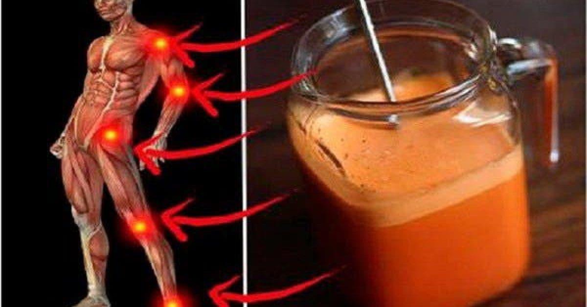 Une recette puissante pour traiter les douleurs articulaires et osseuses 1