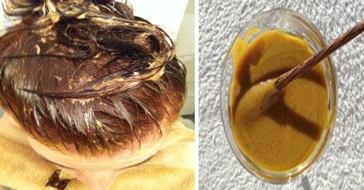 Fortifier votre cuir chevelu et stimuler la repousse des cheveux grâce à cette astuce naturelle
