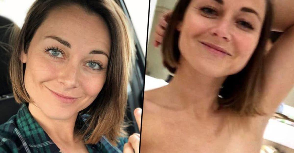 Une survivante du cancer du sein poste une photo seins nus pour répondre aux critiques