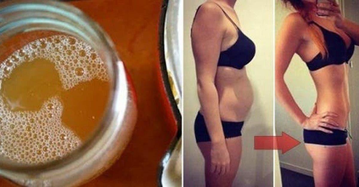 Une tasse de cette boisson brule les graisses abdominales miraculeusement 1