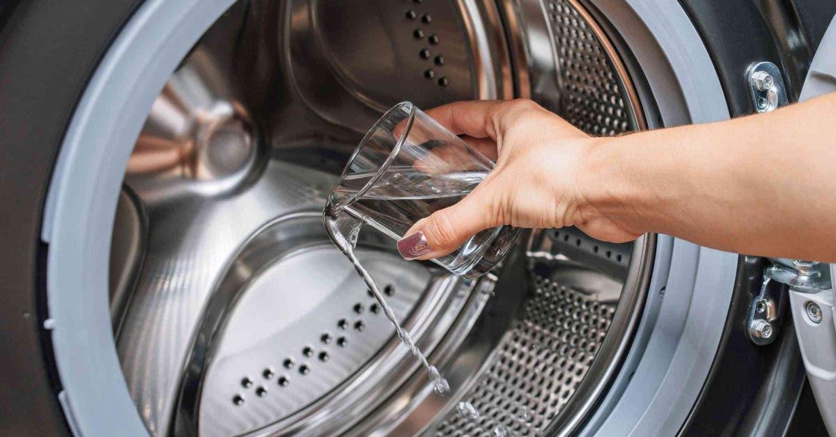 Voici comment utiliser du vinaigre blanc pour nettoyer voter machine à laver