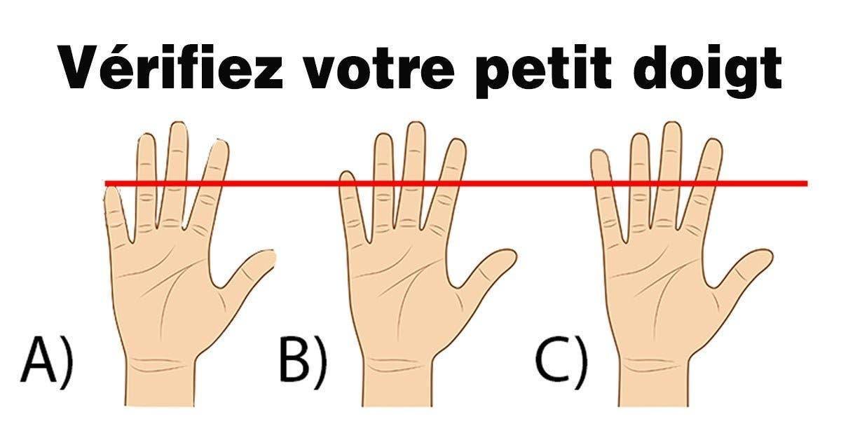 Verifiez votre petit doigt 1 1 1
