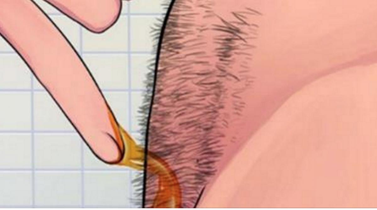 Voilà comment éliminer les poils du corps (pas besoin de cire ou de rasage)