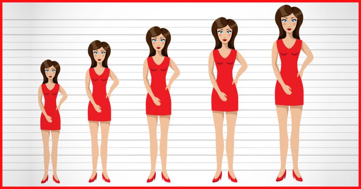 Vous vous trouvez trop petit ? Voici 7 conseils simples qui vont augmenter votre taille !