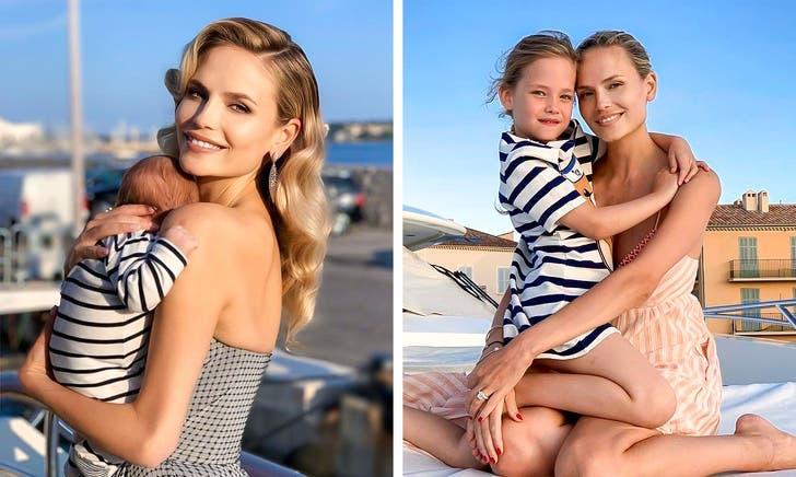 ressemblent les enfants des plus belles femmes au monde