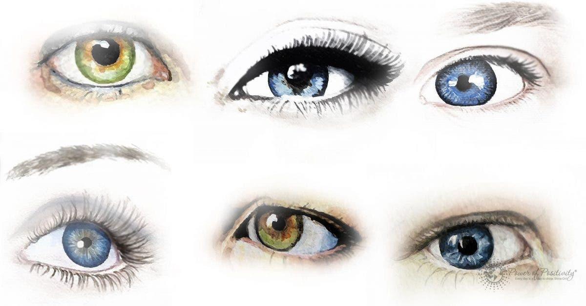 Voici ce que la forme de vos yeux revele de votre personnalite 1