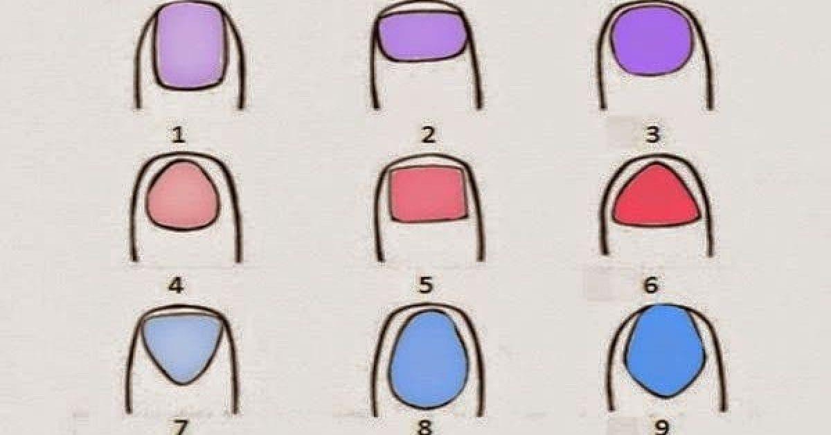 Voici ce que revelent vos ongles a propos de votre personnalite 1