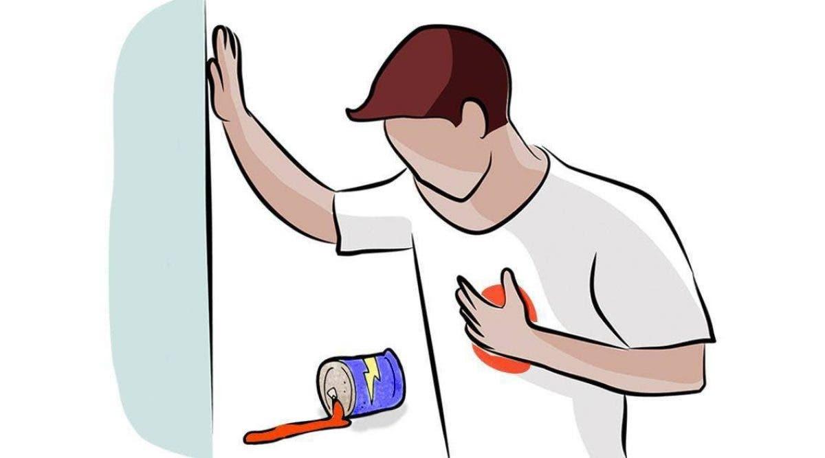 Voici ce qui arrive à votre corps quand vous buvez du Red-bull