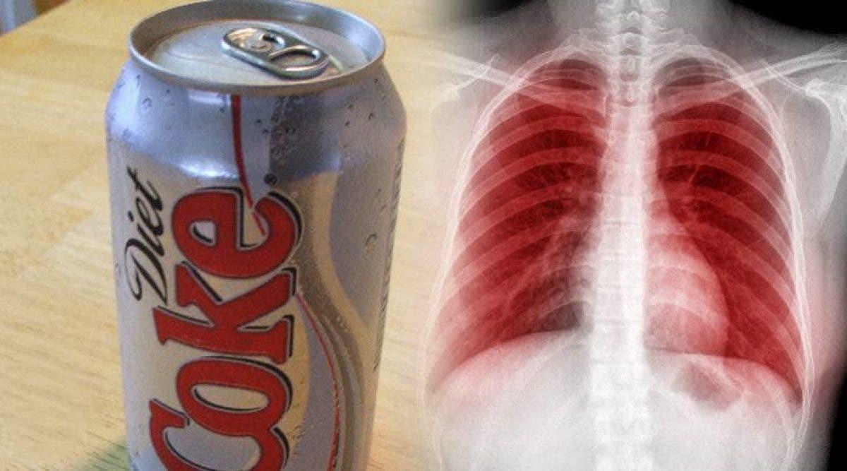 Voici ce qui arrive à votre corps quand vous buvez du soda light