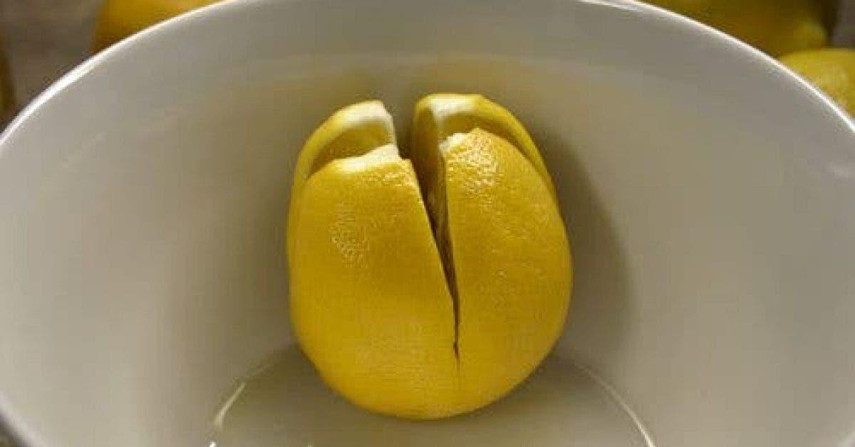 Voici ce qui arrive à votre corps si vous coupez un citron et que vous le mettez dans votre chambre… Incroyable !