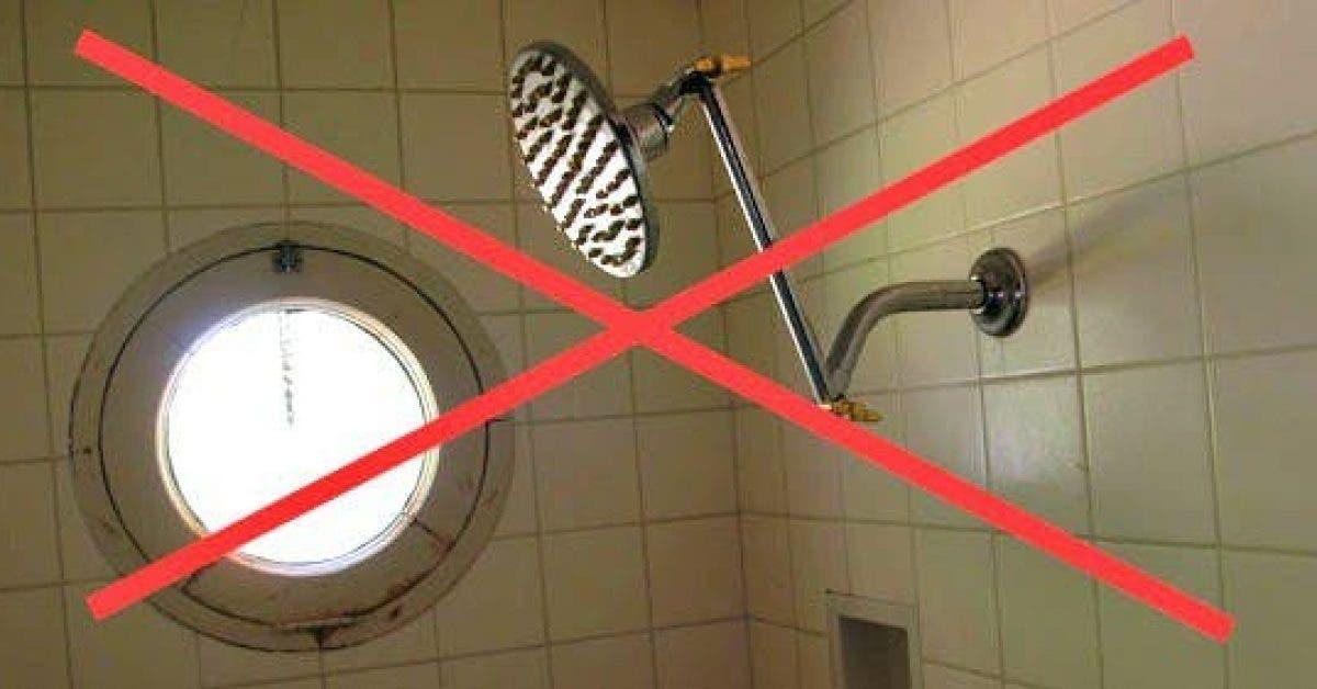 Voici ce qui arrive lorsque vous arretez de vous doucher. Le marketing vous vend une fausse idee de lhygiene 1