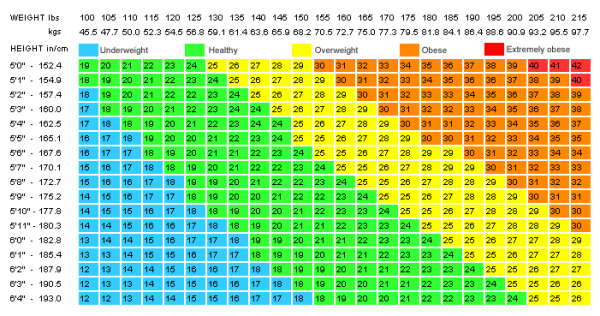 Voici combien vous devez peser idéalement selon votre taille !