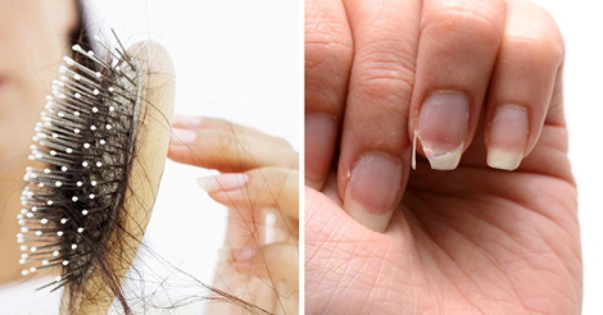Voici comment arrêter la chute de cheveux et les ongles cassants avec l'astuce de ma grand-mère