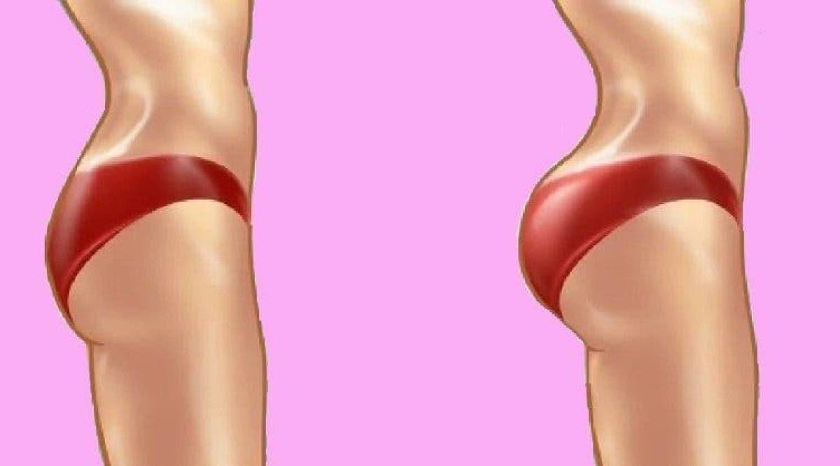 Voici comment avoir de superbes fesses