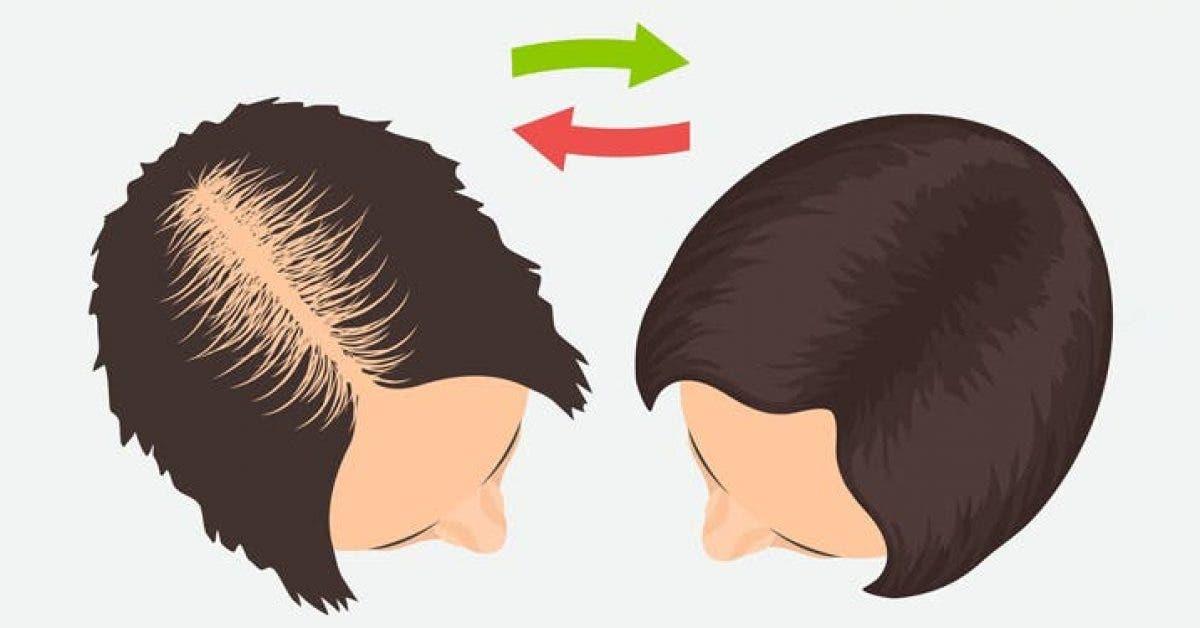 Voici comment avoir des cheveux volumineux et stimuler leur pousse 1