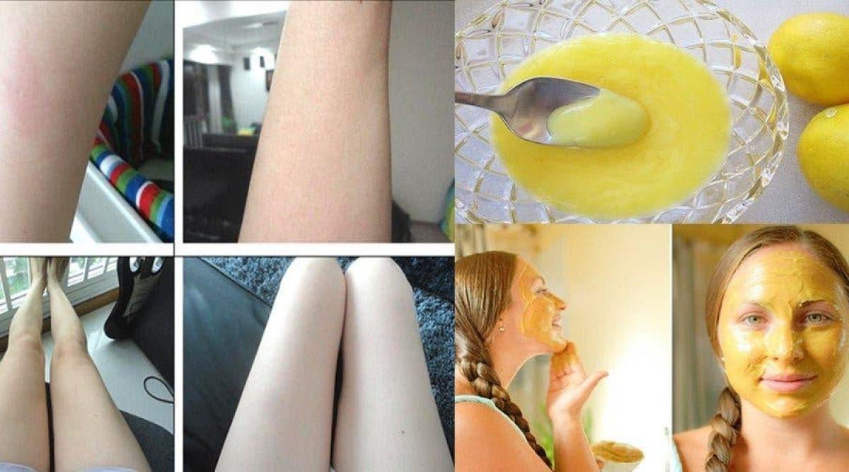 Voici comment blanchir sa peau et avoir un teint lumineux avec du citron