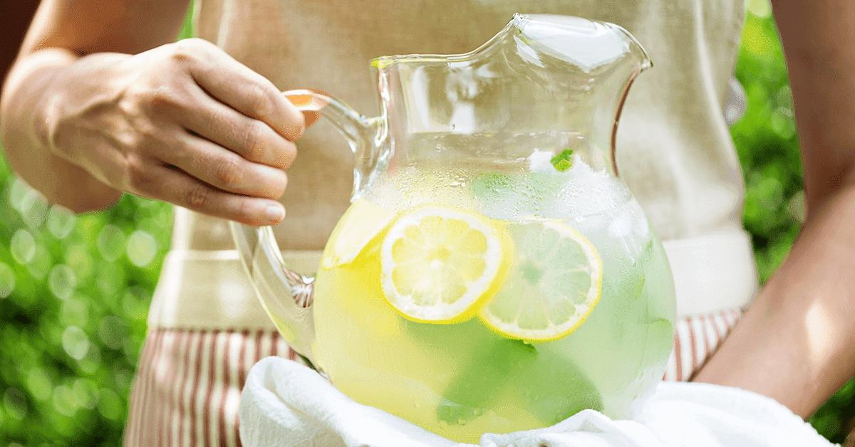 perdre 7 kilos en deux semaines avec cet étrange régime au citron