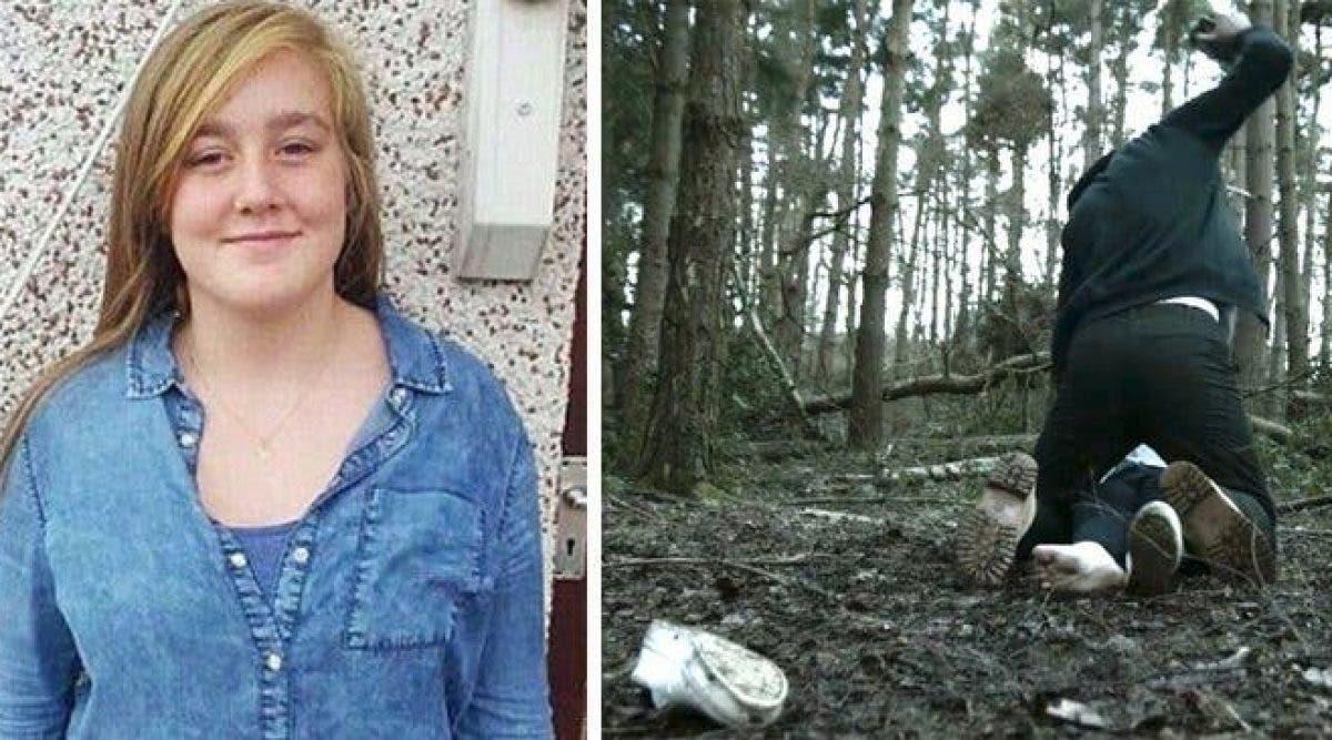 Voici comment cette fille de 15 ans a été piégée sur Facebook