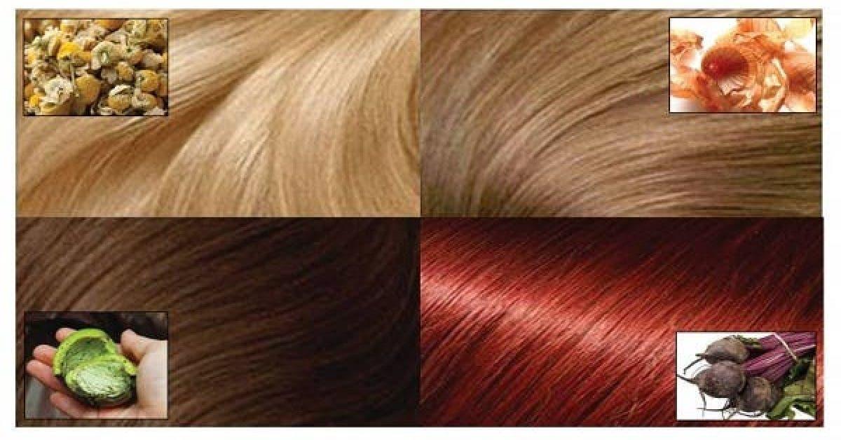 Voici comment colorer vos cheveux naturellement sans produits chimiques 1