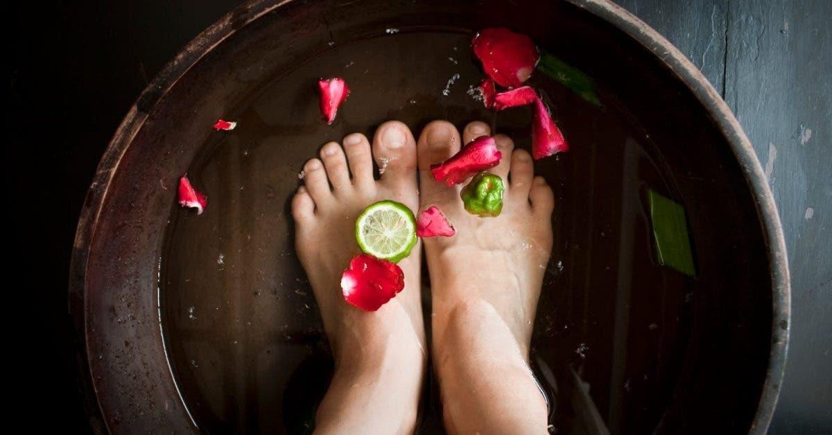 Voici comment detoxifier et evacuer les produits chimiques et les toxines a travers vos pieds 1