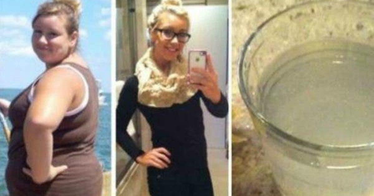 Voici comment elle a perdu 5 kilos en 1 mois en utilisant ce seul ingredient 1