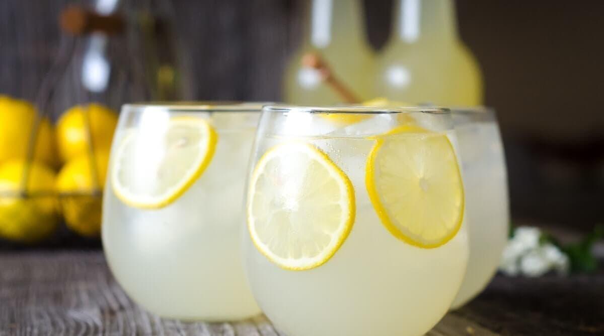 fabriquer une limonade probiotique au citron