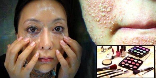 Voici comment le maquillage vous tue à petit feu