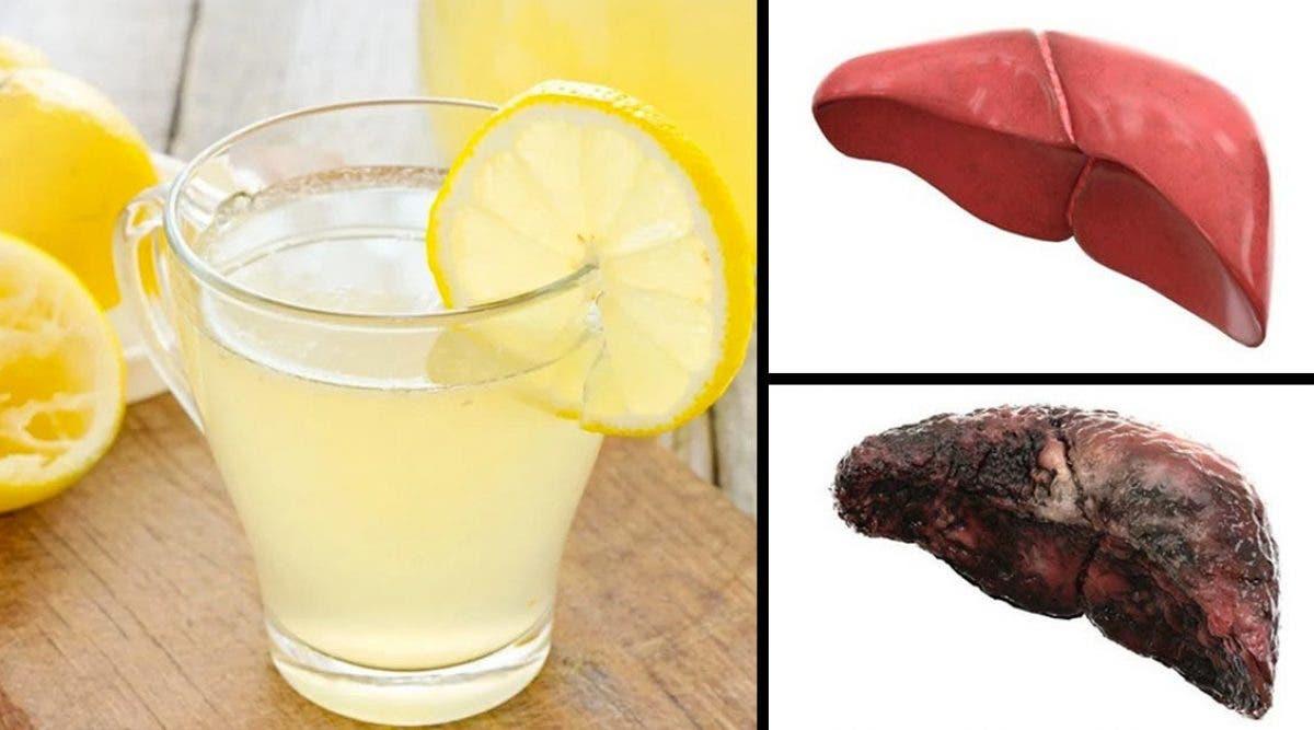 Voici comment nettoyer les graisses du foie et bruler les Kilos