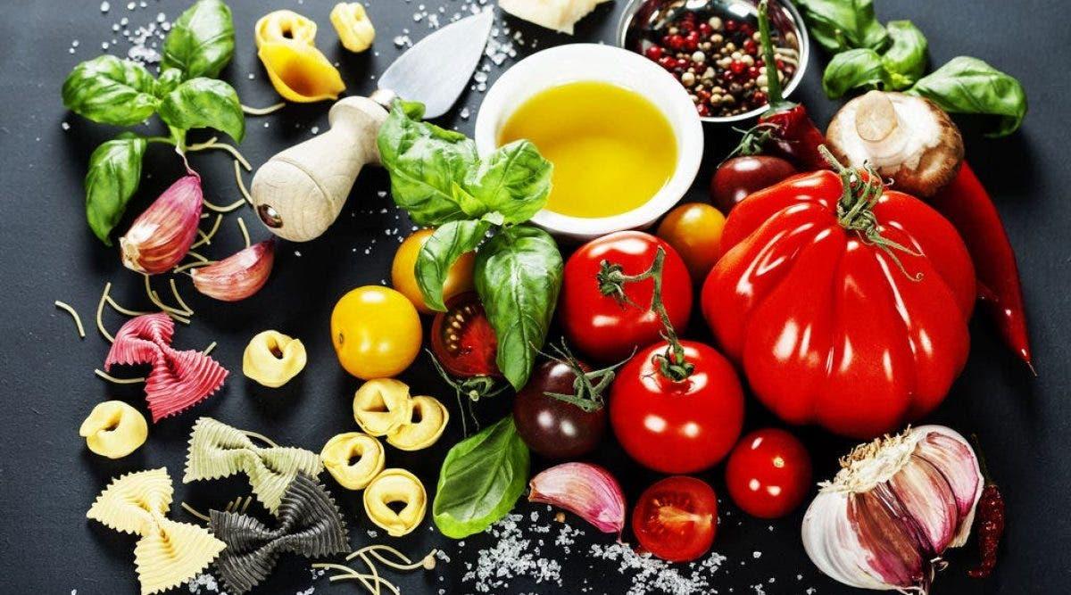 Voici comment perdre du poids avec le régime méditerranéen