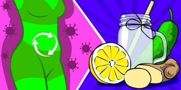 éliminer les toxines accumulées pendant l'été