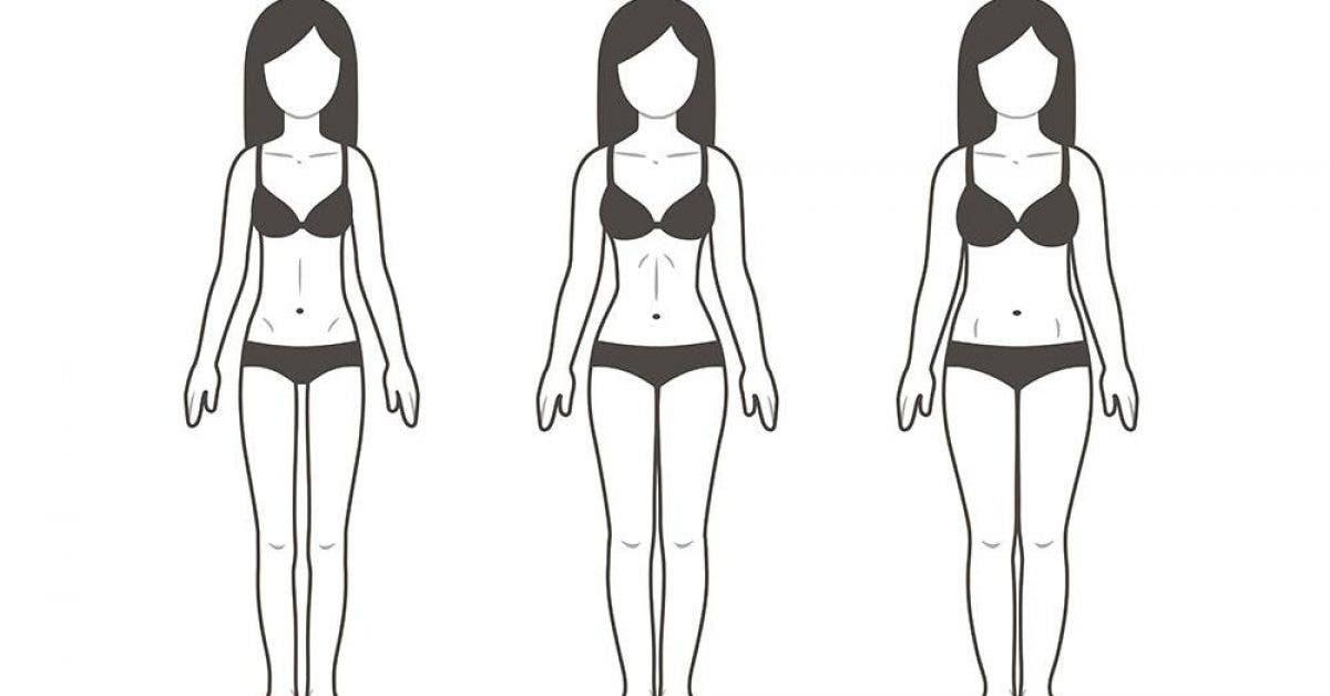 Voici comment perdre du poids selon votre silouhette 1