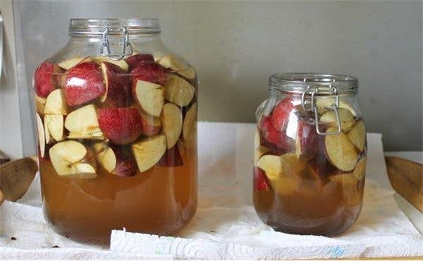 Here's how to prepare the best apple cider vinegar at home