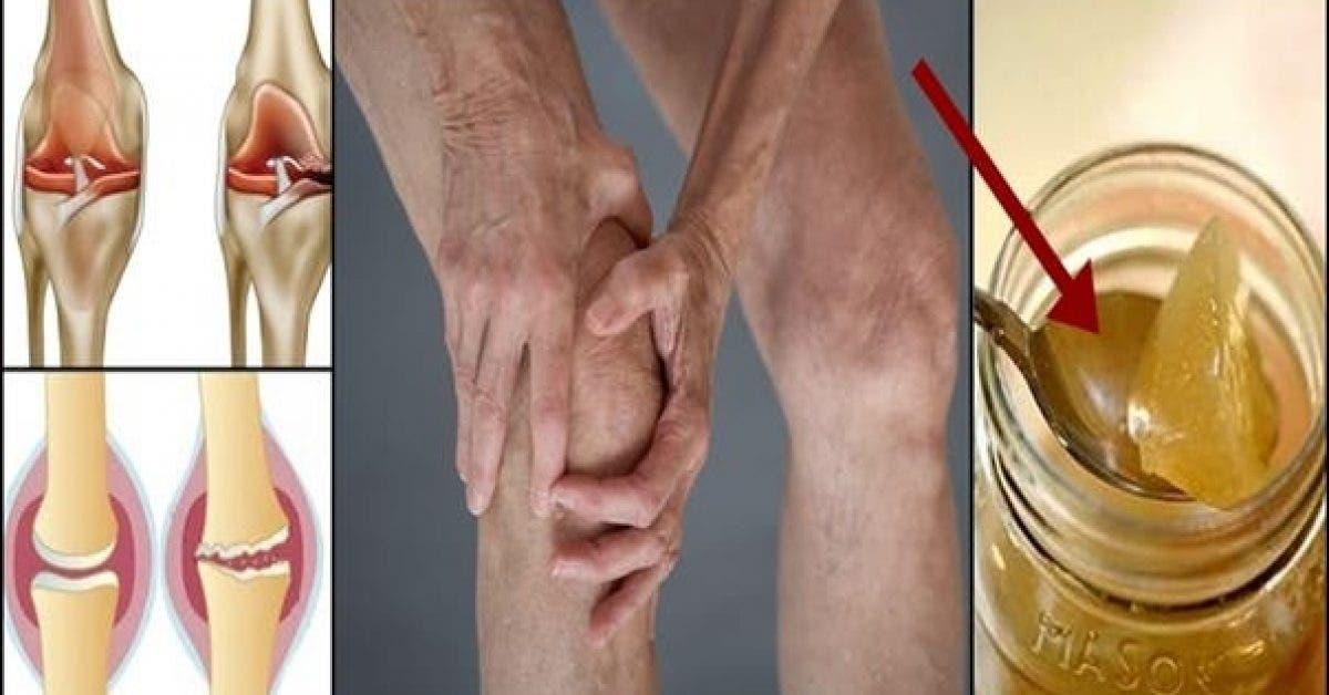Voici comment régénérer le cartilage du genou naturellement