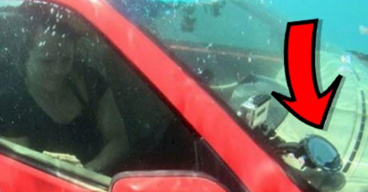 Voici comment s'échapper d'une voiture qui coule