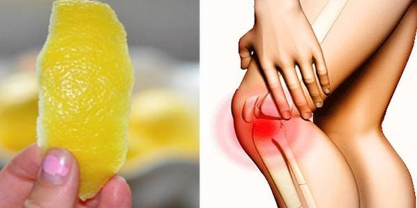 Voici comment soulager vos douleurs articulaires avec deux citrons