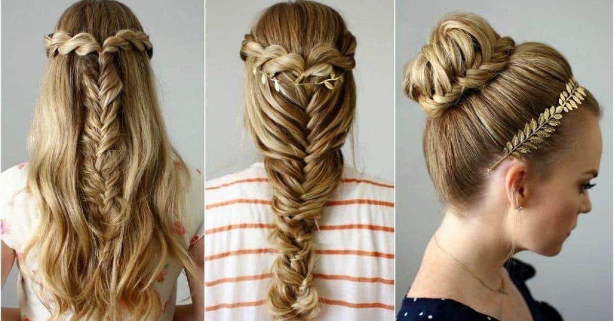 Voici comment vous coiffer en fonction de votre type de cheveux 1
