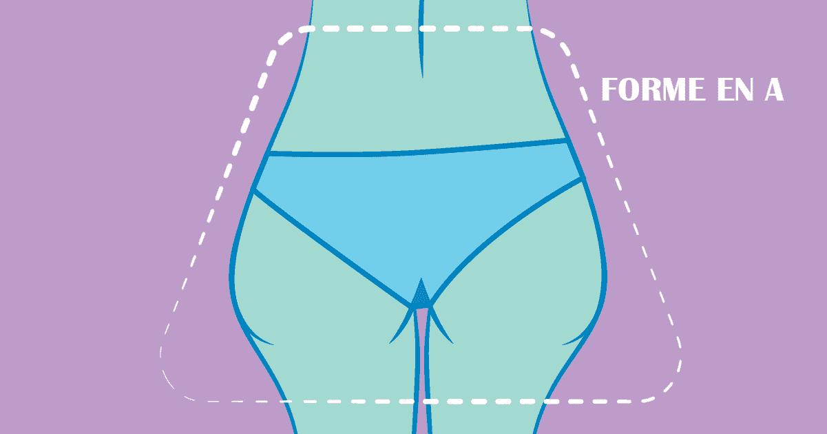 Voici la culotte a porter selon la forme de vos fesses 4 1