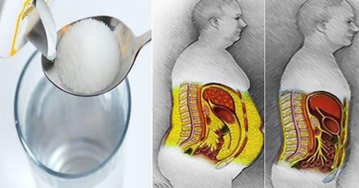 Voici la cure détox de 72 heures pour éliminer le sucre de votre corps