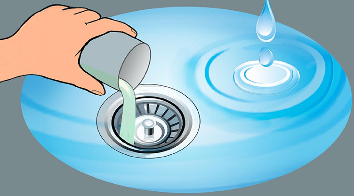 Voici la manière la plus facile et la plus efficace pour déboucher vos canalisations sans gaspiller d'argent
